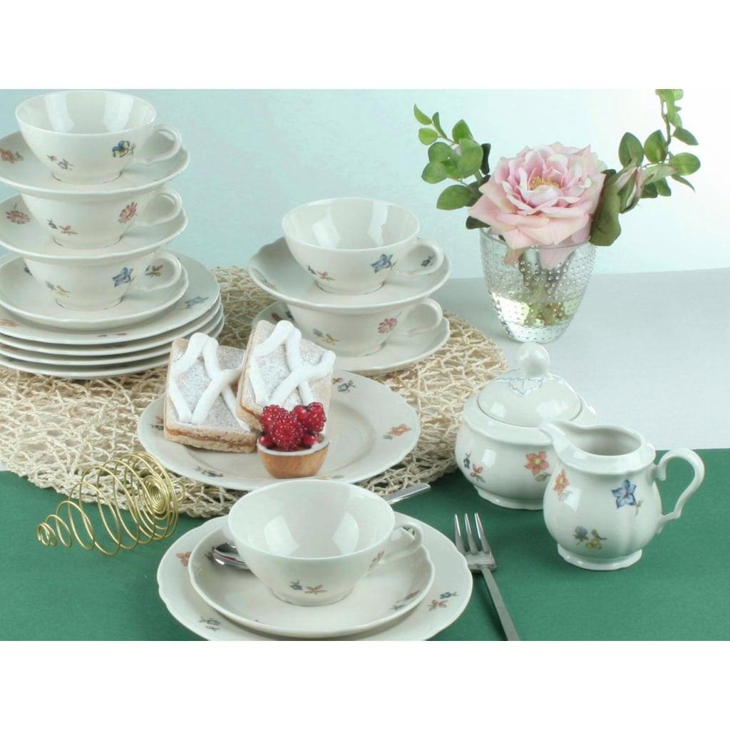 Seltmann Weiden Teeservice »Marieluise«, (Set, 20 tlg.), Mikrowellengeeignet