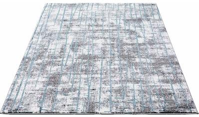 Carpet City Teppich »Moda 1139«, rechteckig, 11 mm Höhe, Kurzflor, Wohnzimmer kaufen