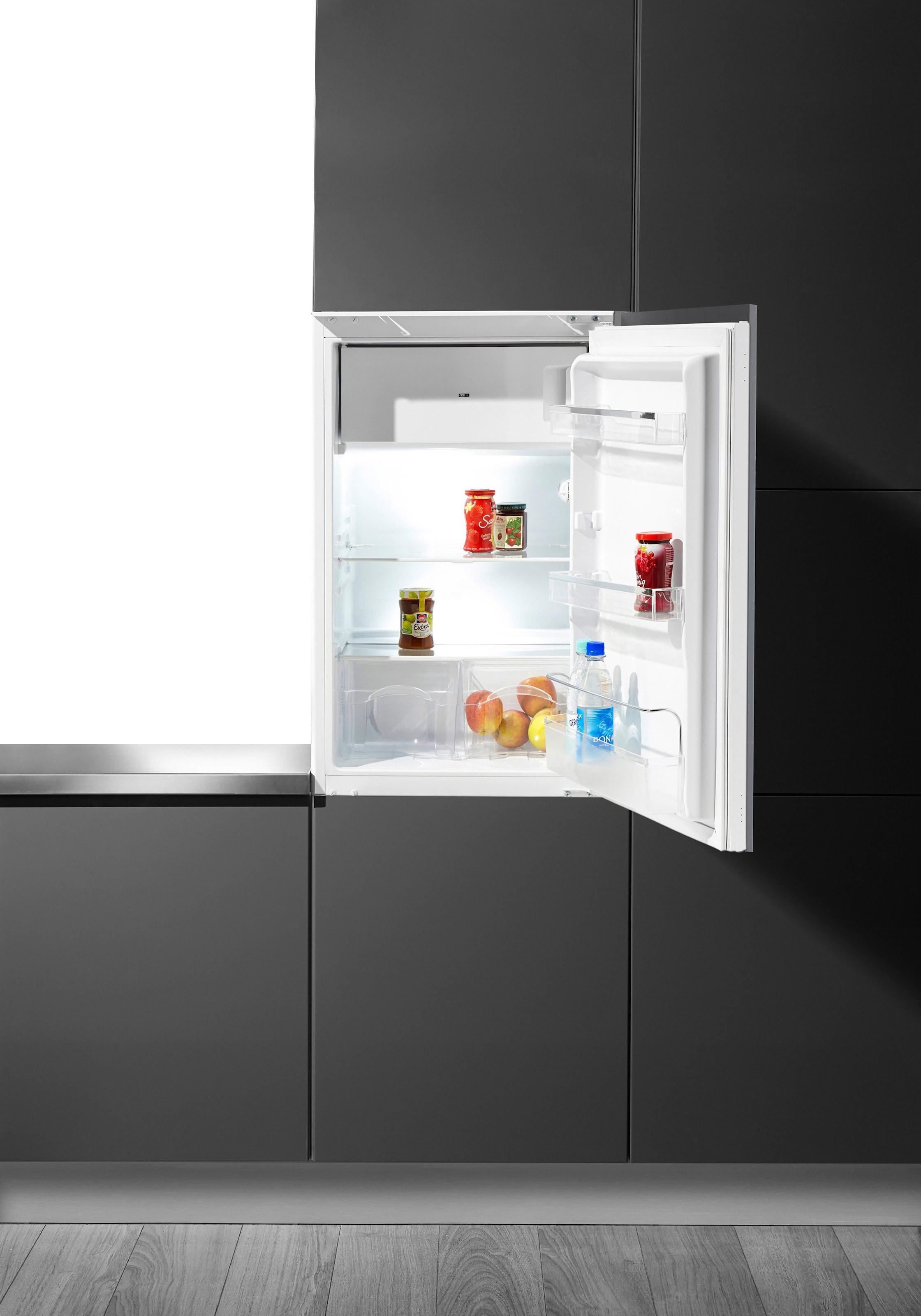 Kühlschrank Integrierbar Ohne Gefrierfach : Einbaukühlschränke mit gefrierfach im baur onlineshop auf