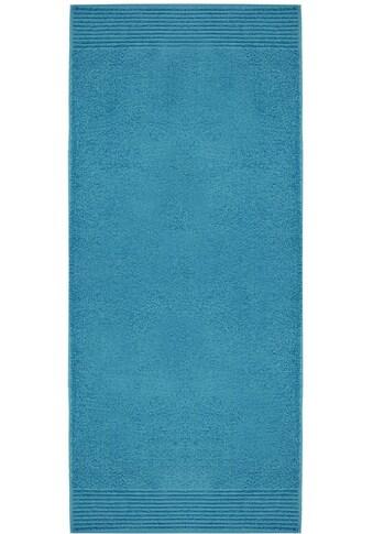 Dyckhoff Badetuch »Brillant«, (1 St.), leichte Streifenbordüre kaufen
