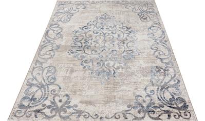 MINT RUGS Teppich »Jenaro«, rechteckig, 8 mm Höhe, Wohnzimmer kaufen