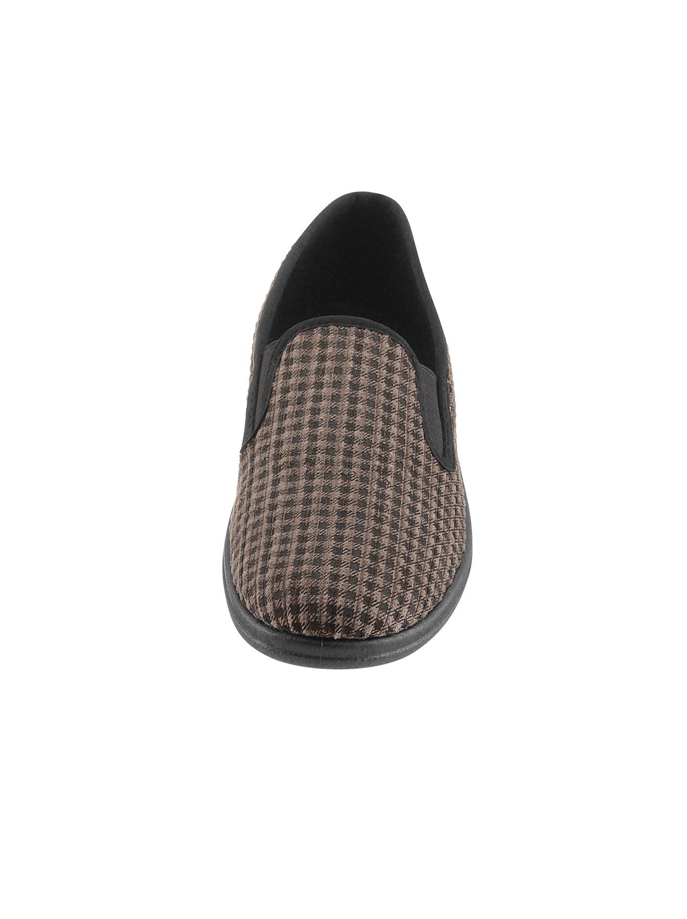 PANTO FINO Hausschuh mit anatomisch geformtem Fußbett | Schuhe > Hausschuhe > Klassische Hausschuhe | Schwarz | Pvc | Panto Fino