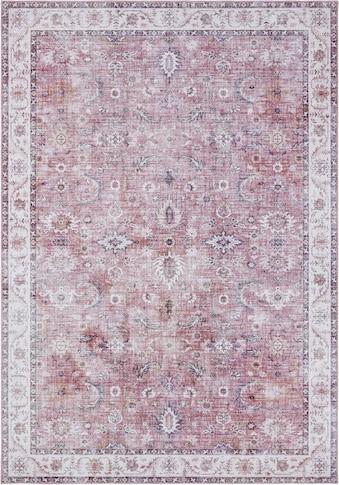 NOURISTAN Teppich »Vivana«, rechteckig, 5 mm Höhe, Vintage Design, Orient-Optik, Wohnzimmer kaufen