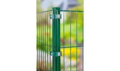 Eckpfosten , Höhe: 120 cm, grün kaufen