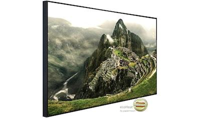 Papermoon Infrarotwandheizung »Machu Picchu«, sehr angenehme Strahlungswärme kaufen