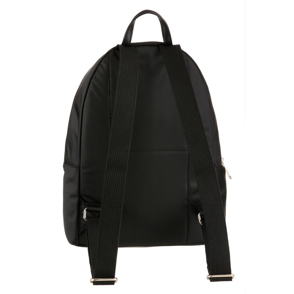 Tommy Hilfiger Cityrucksack »POPPY BACKPACK«, mit Reißverschluss-Vortasche