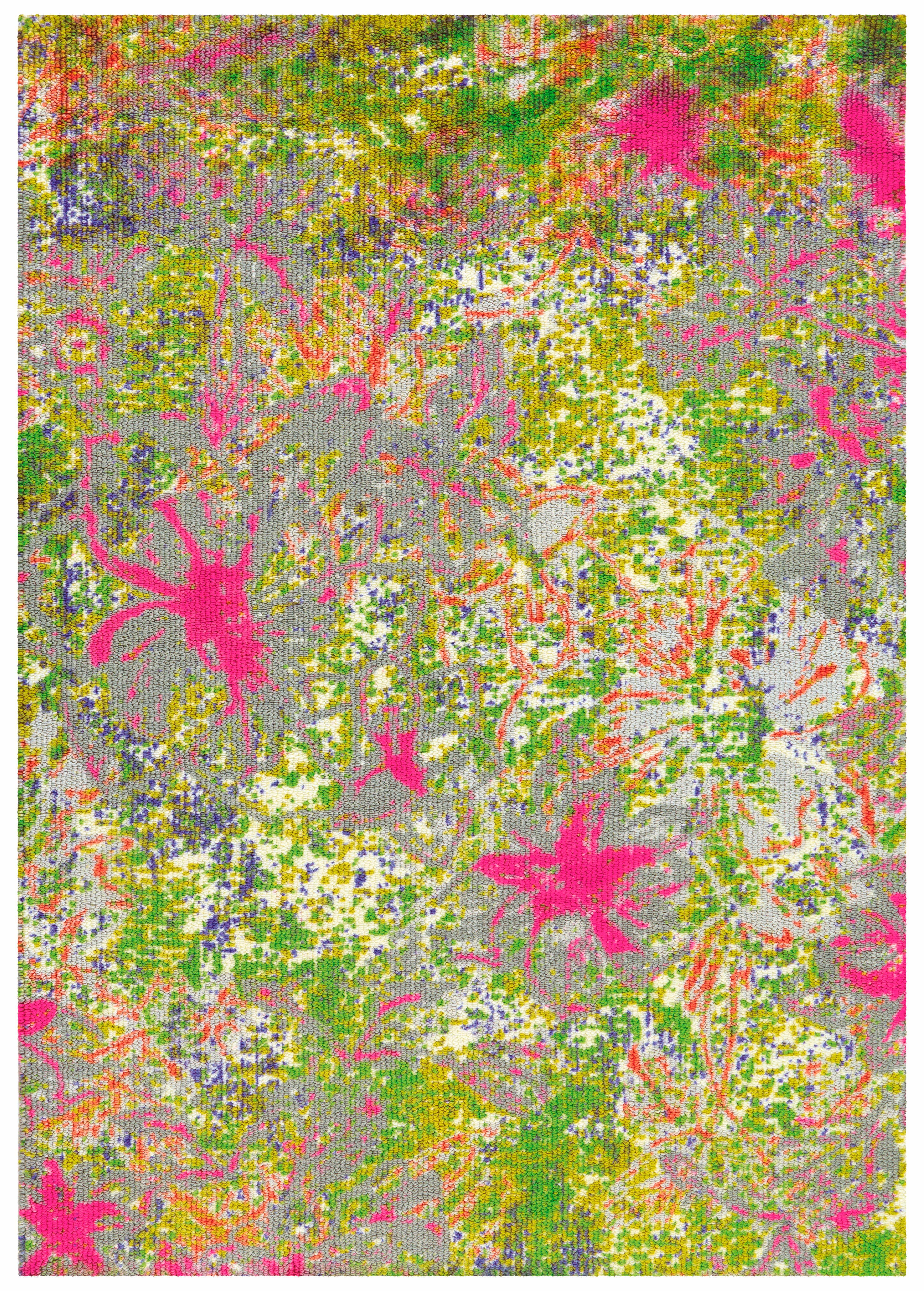 Teppich Dynamic 5028 Arte Espina rechteckig Höhe 15 mm handgetuftet
