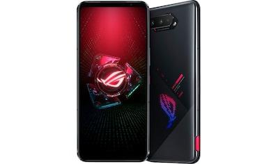 "Asus Smartphone »ROG Phone 5 ZS673KS-1A014EU«, (17,2 cm/6,87 "" 256 GB Speicherplatz, 64 MP Kamera) kaufen"