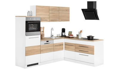 L Küchen Winkelküchen Eckküchen Online Kaufen Baur