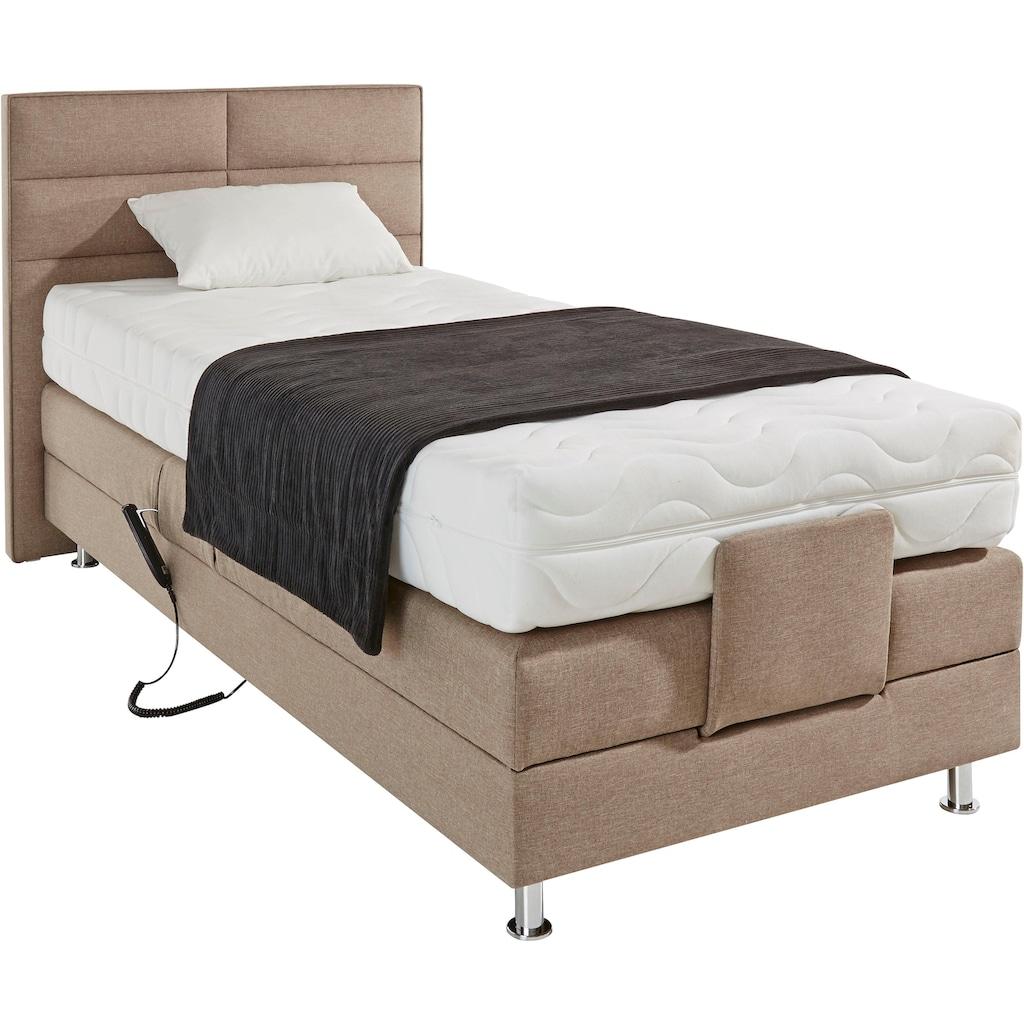 Westfalia Schlafkomfort Boxbett, mit Motor in diversen Ausführungen