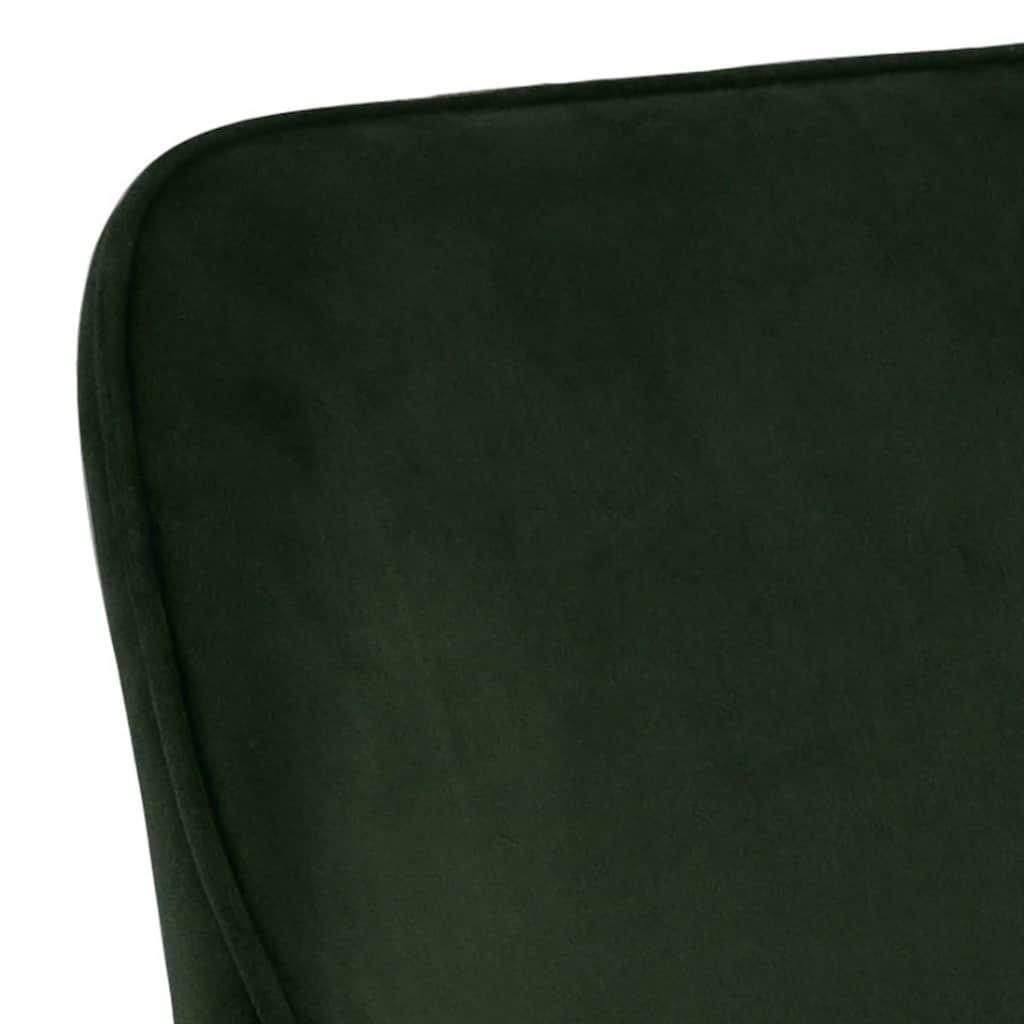 andas Esszimmerstuhl »Ranja«, 2er Set, mit einer schönen Polsterung, mit Metallbeine und Armlehnen, Sitzhöhe 47 cm