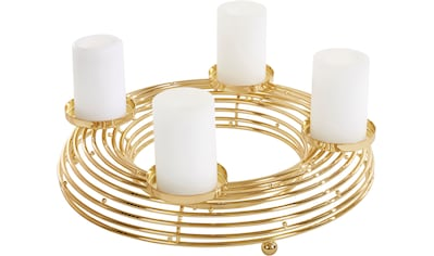 Guido Maria Kretschmer Home&Living Kerzenhalter »Parer«, Adventsleuchter aus Metall kaufen