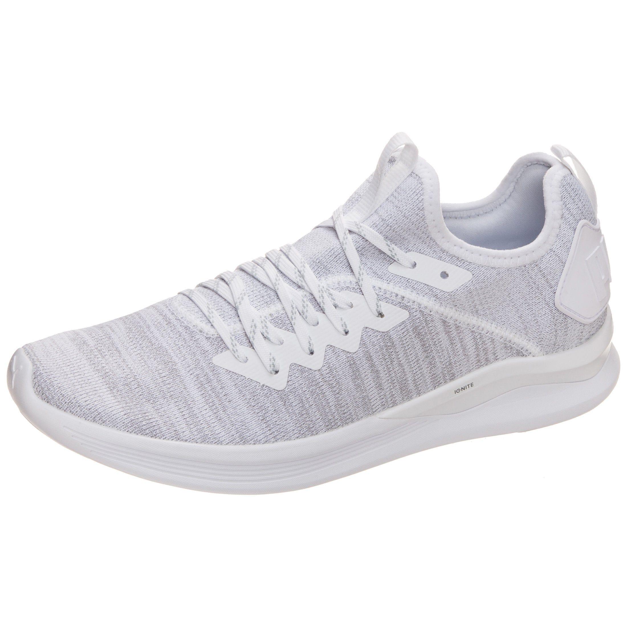 PUMA Sneaker Ignite Flash Evoknit | Schuhe > Sneaker | Weiß | Puma