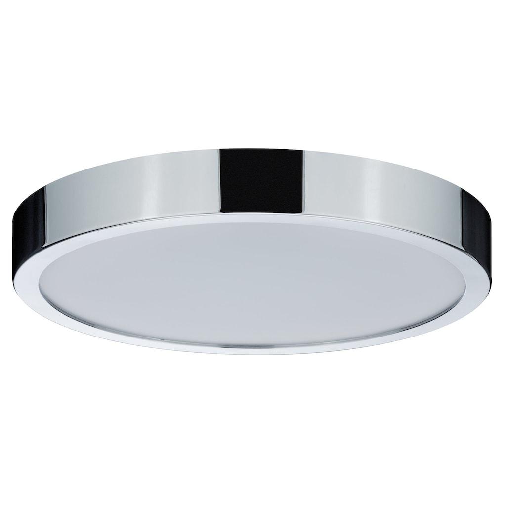 Paulmann LED Deckenleuchte »Aviar 20W Chrom«, 1 St., Warmweiß