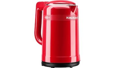 KitchenAid Wasserkocher, 5KEK1565HESD, 1,5 Liter, 2400 Watt kaufen