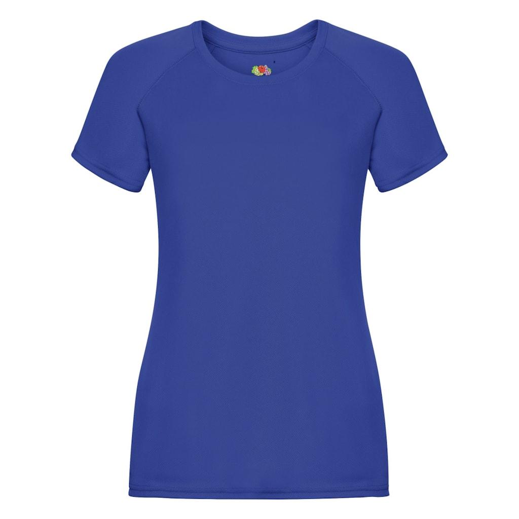 Fruit of the Loom T-Shirt »Performance Sportswear Damen«