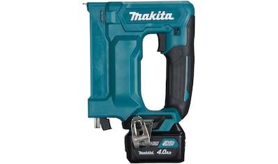 MAKITA Akkutacker »ST113DSMJ«, 10,8 V, inkl. 2 Akkus, Ladegerät & Transportbox kaufen
