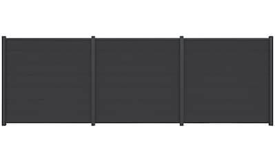 Kiehn - Holz Set: Sichtschutzelement BxH: 556x180 cm, Pfosten zum einbetonieren kaufen