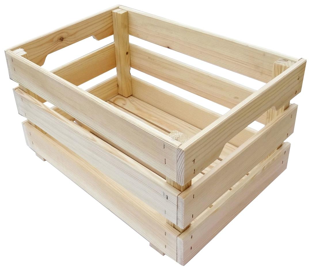 ADOB Holzkiste, (Set) beige Aufbewahrung Ordnung SOFORT LIEFERBARE Wohnaccessoires Holzkiste