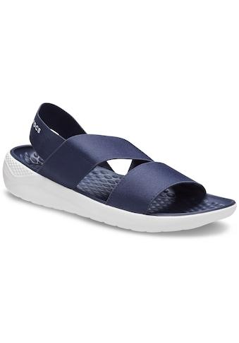 Crocs Sandale »LiteRide Stretch Sandal«, mit Stretcheinsatz kaufen