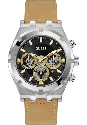 Guess Multifunktionsuhr »CONTINENTAL, GW0262G1« kaufen