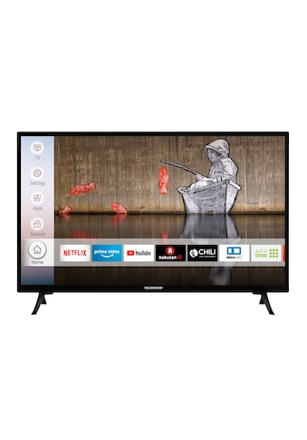 "Techwood LED-Fernseher »H32T52E«, 80 cm/32 "", HD-ready, Smart-TV kaufen"