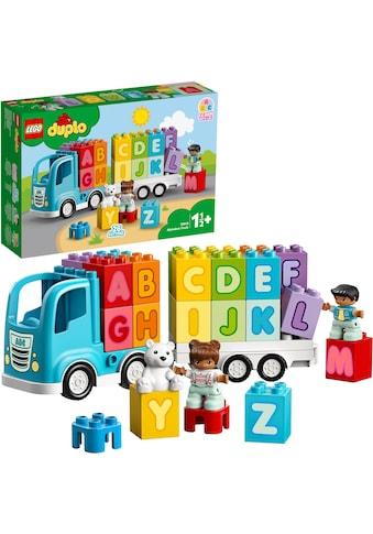 LEGO® Konstruktionsspielsteine »Mein erster ABC-Lastwagen (10915), LEGO® DUPLO®... kaufen
