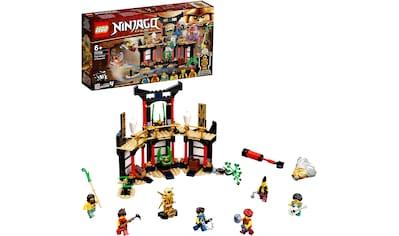 LEGO® Konstruktionsspielsteine »Turnier der Elemente (71735), LEGO® NINJAGO®«, (283... kaufen