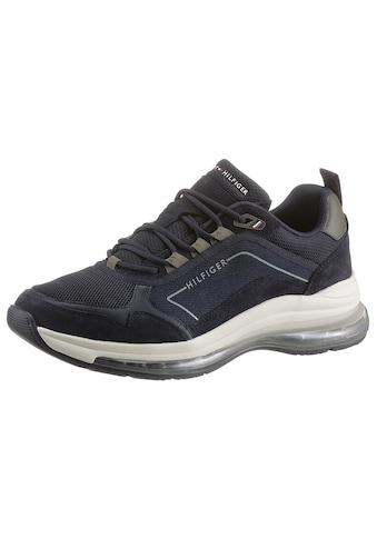 Tommy Hilfiger Sneaker »AIR RUNNER MIX«, mit Anziehlasche kaufen