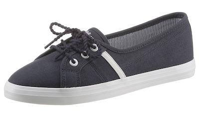 s.Oliver Sneaker, mit Logostickerei auf der Zunge kaufen