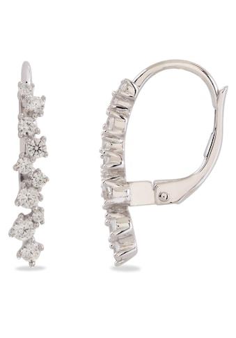 VILMAS Paar Ohrhänger »Sparkle Row Large, 4028146649507«, mit Zirkonia kaufen