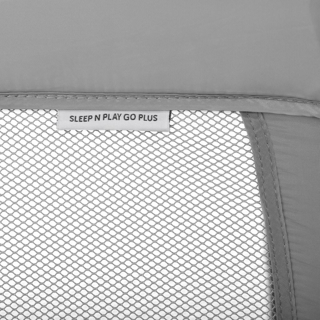 Hauck Baby-Reisebett »Sleep N Play Go Plus, Grey«, inkl. Transporttasche