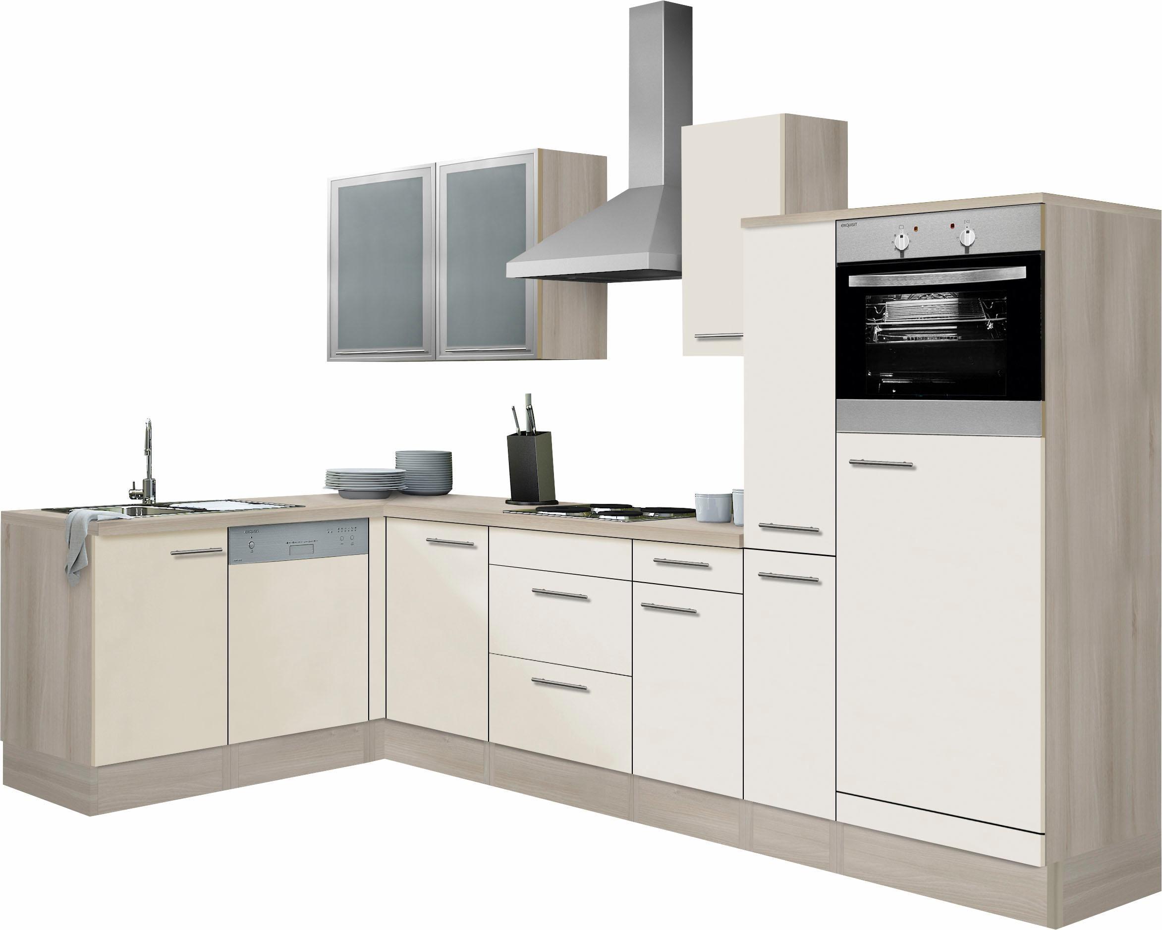 OPTIFIT Winkelküche Kalmar | Küche und Esszimmer > Küchen > Winkelküchen | Optifit