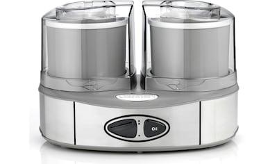 Cuisinart Eismaschine ICE40BCE, 2 Liter, 50 Watt kaufen