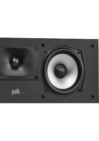 Polk Center-Lautsprecher »MONITOR XT30« kaufen