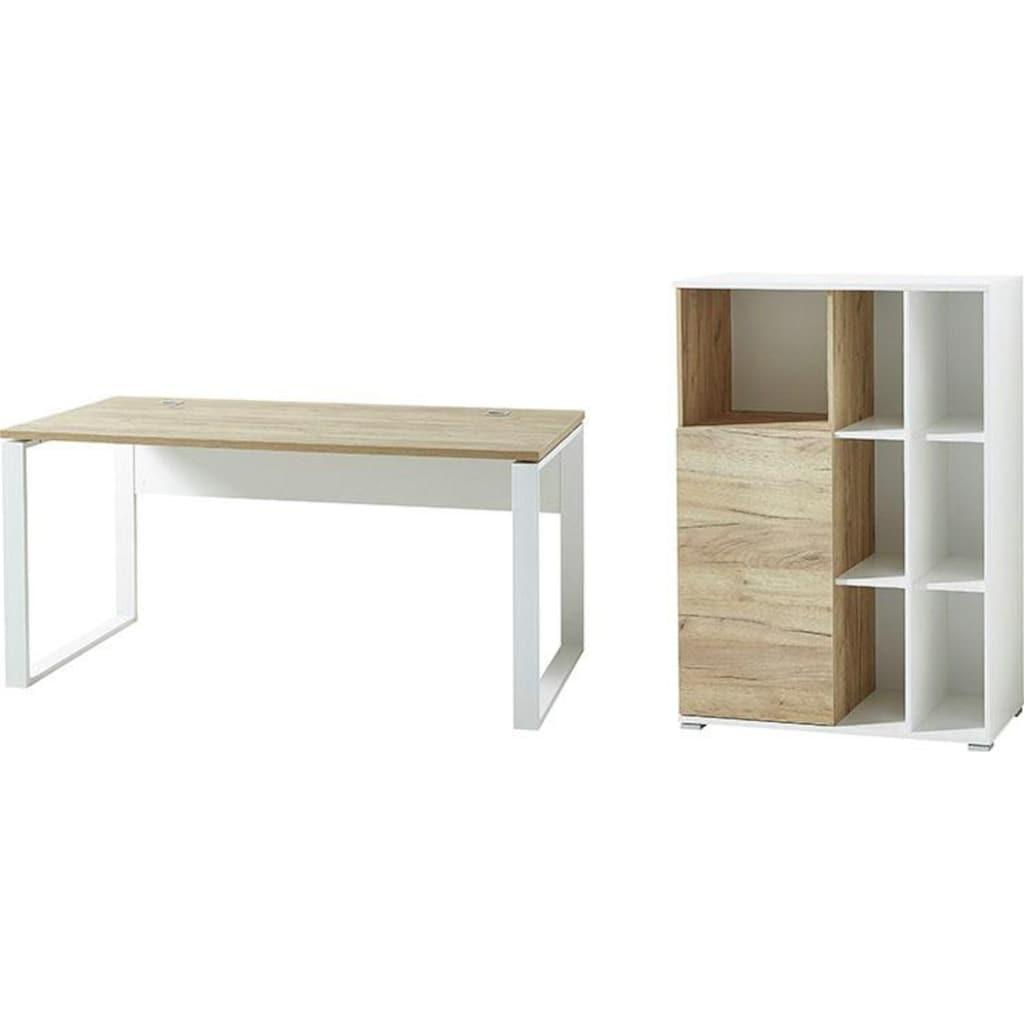 GERMANIA Büro-Set »GW-Lioni«, (Set, 2 St.)