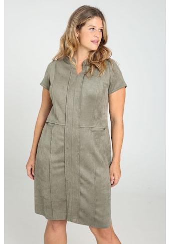 Paprika Blusenkleid »Rundhals geblümt« kaufen