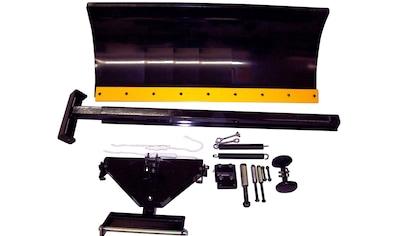 GT UNION Schneeräumschild »Scandic«, 125 x 60 cm (B/H), Stahl pulverbeschichtet kaufen