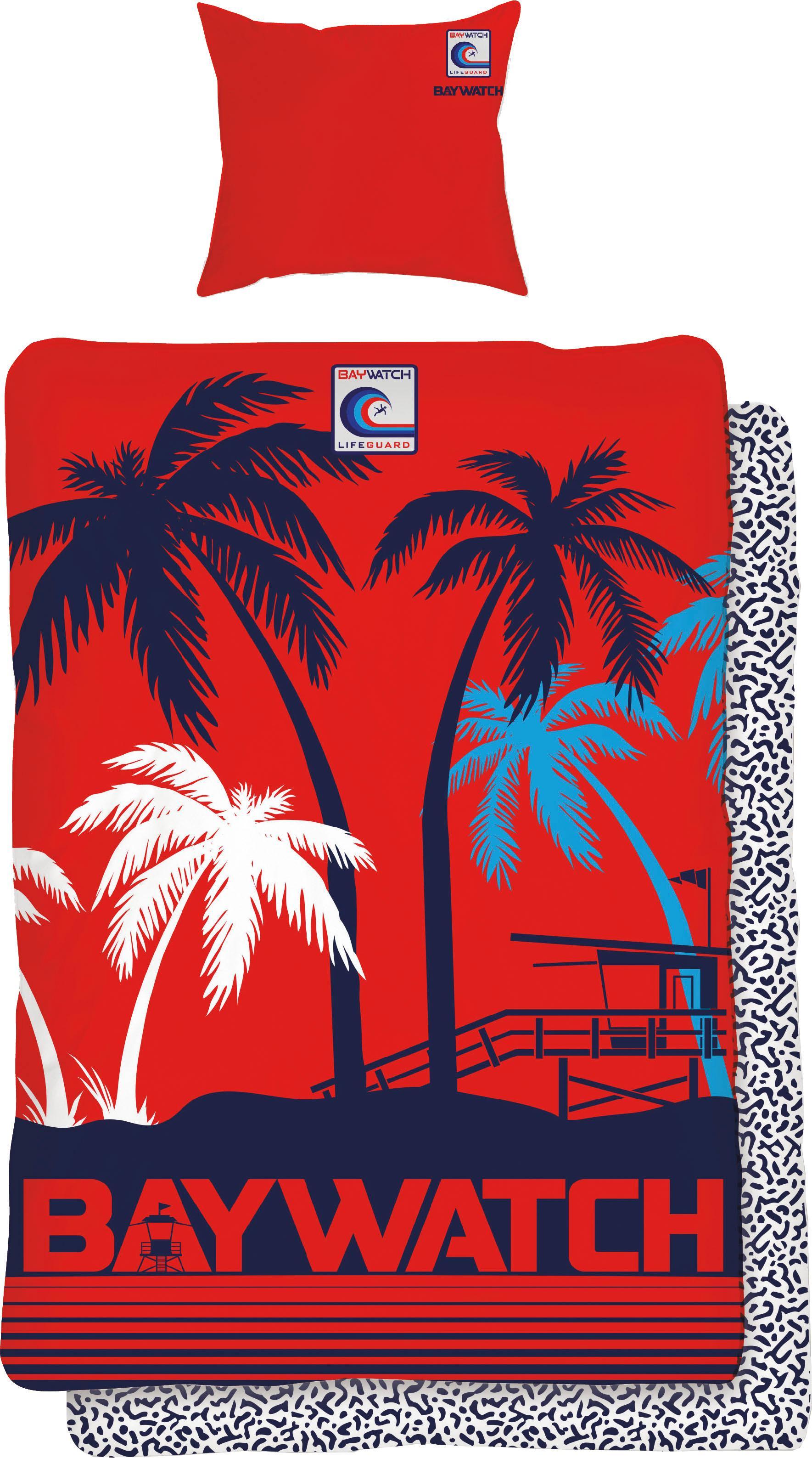 Wendebettwäsche Tropical