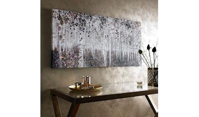 Art for the home Leinwandbild »Birkenwald«, Wald kaufen