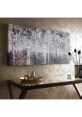 Art for the home Leinwandbild »Birkenwald« kaufen