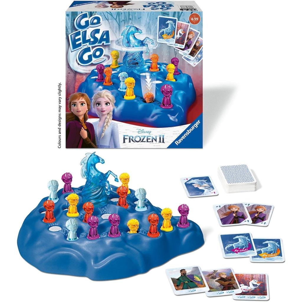 Ravensburger Spiel »Disney Frozen II, Go Elsa Go!«, Made in Germany, FSC® - schützt Wald - weltweit