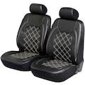 Walser Autositzbezug »ZIPP IT Deluxe Paddington«, mit Reißverschluss-System