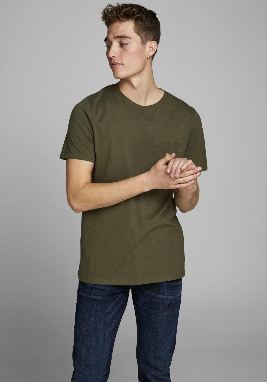 jack & jones -  T-Shirt Pocket Tee