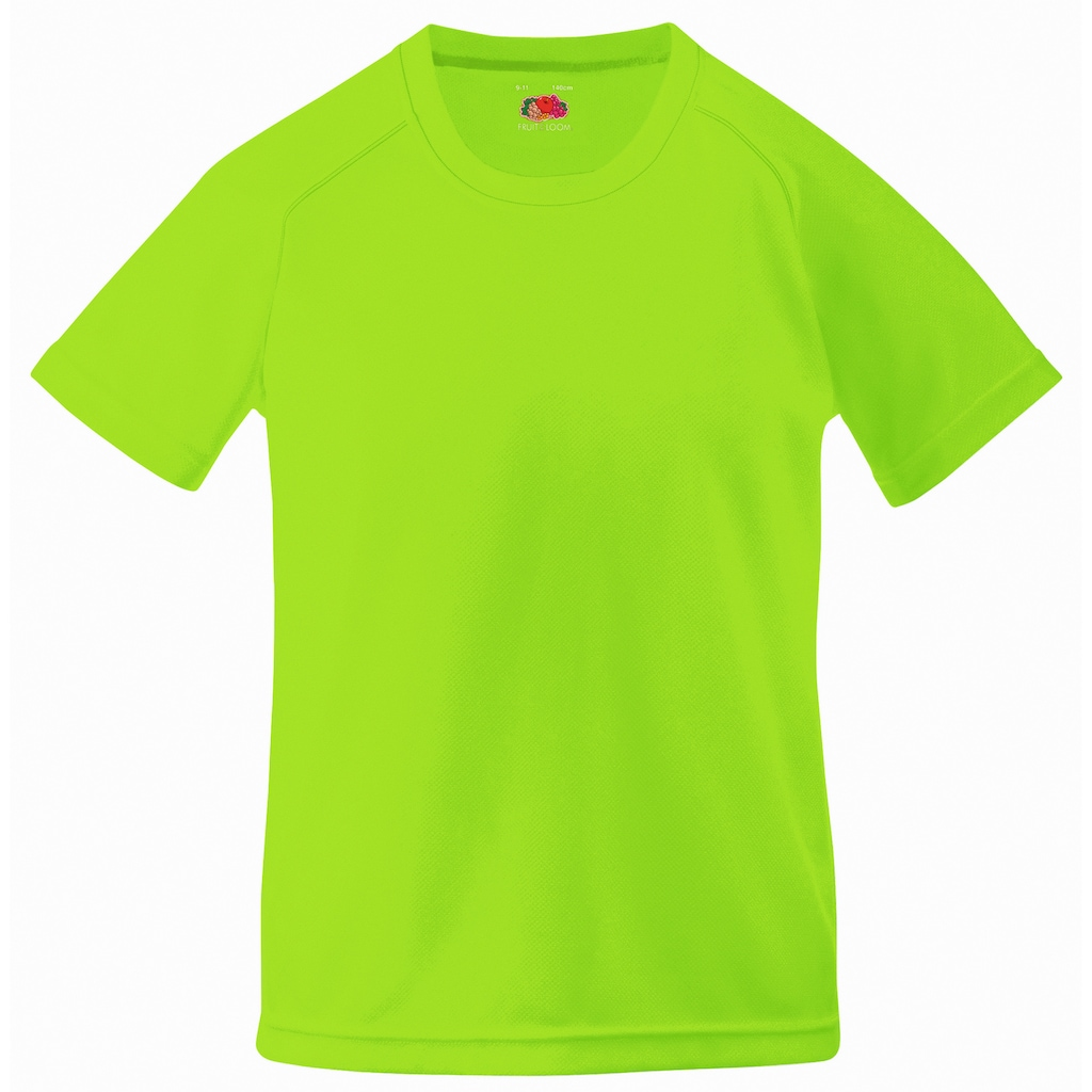 Fruit of the Loom T-Shirt »Performance Sportwear Kinder«