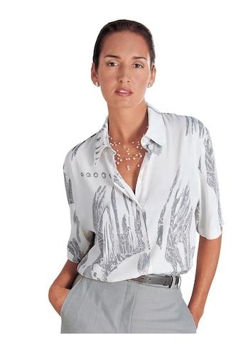 Création L Bluse mit Schulterpolster kaufen