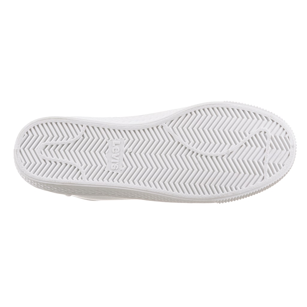 Levi's® Sneaker »MALIBU BEACH S«, mit Label