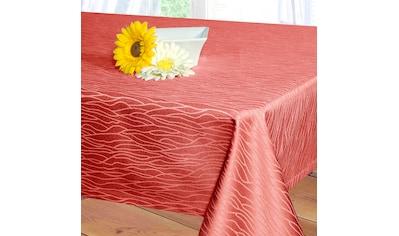 Tischdecke, »Valencia«, Delindo Lifestyle kaufen