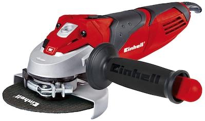 EINHELL Winkelschleifer »TE - AG 125/750«, 125 mm, 750 W, ohne Trennscheibe kaufen