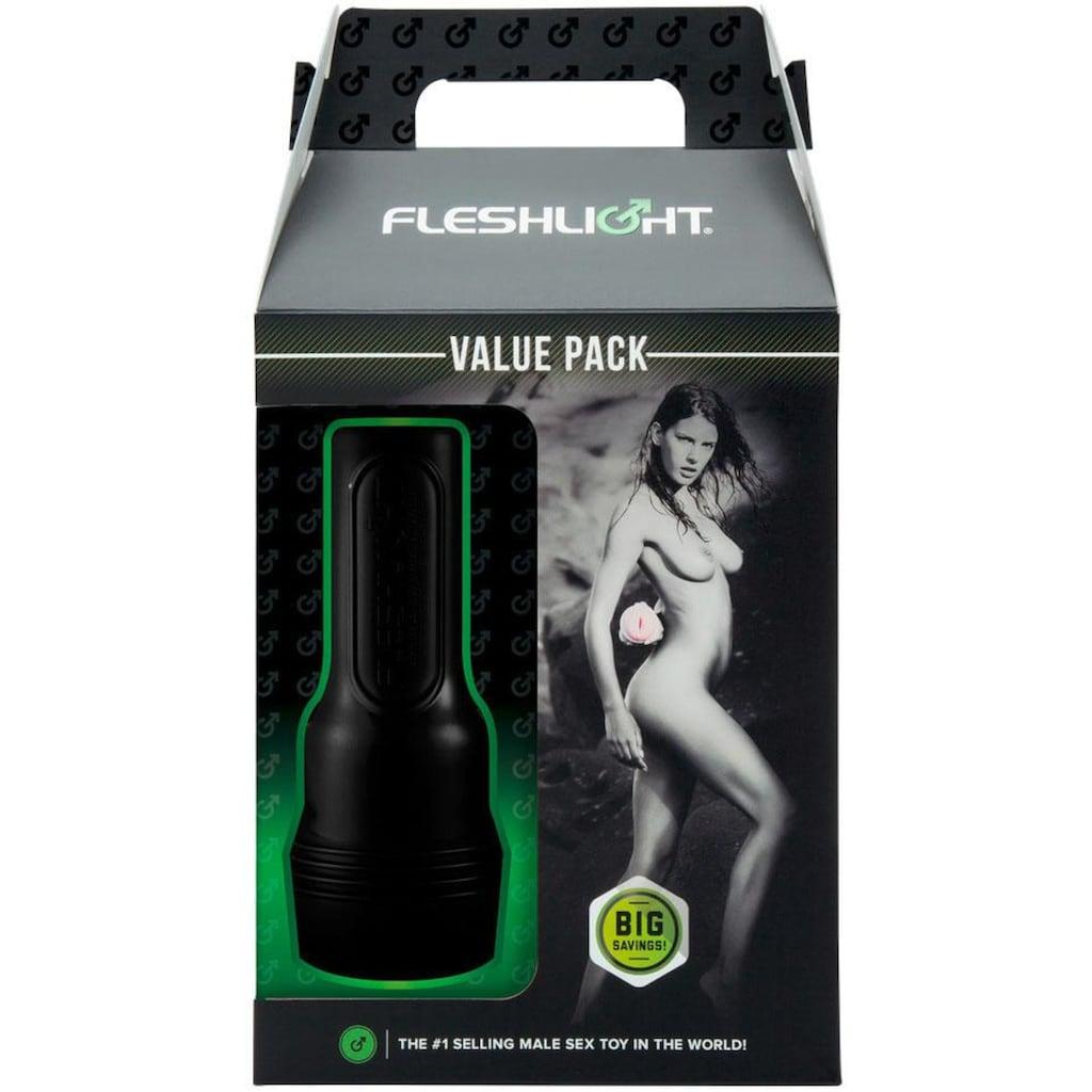 Fleshlight Masturbator »Pink Lady Original Value«, (Packung, 6 tlg.)